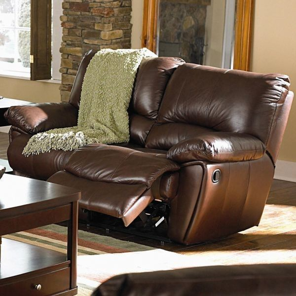 Coaster Furniture - Clifford Double Reclining Loveseat - 600282