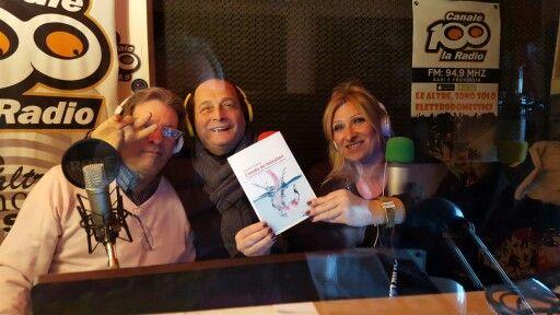 #radio #Canale100 #Rd100 #isabelladifronzo #onair