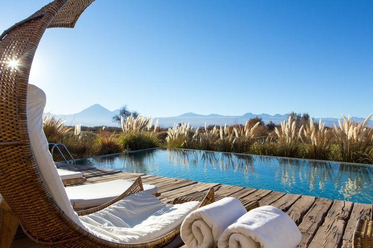 Tierra Atacama UMA SPA outdoor pool