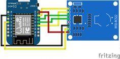ESP8266 mit RFID Reader