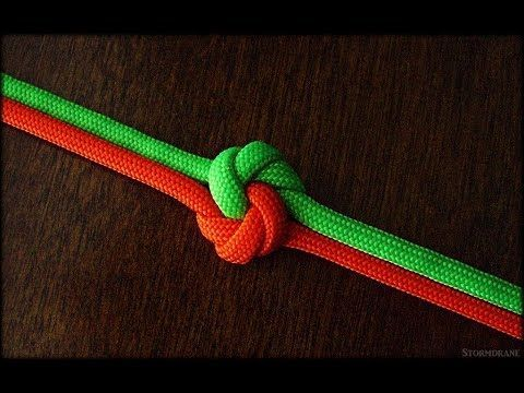 HOW TO TIE A PARACORD MANDALA KNOT - YouTube