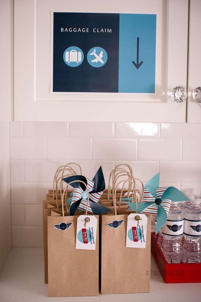 Little Aviator  Birthday Party Ideas | Photo 1 of 48