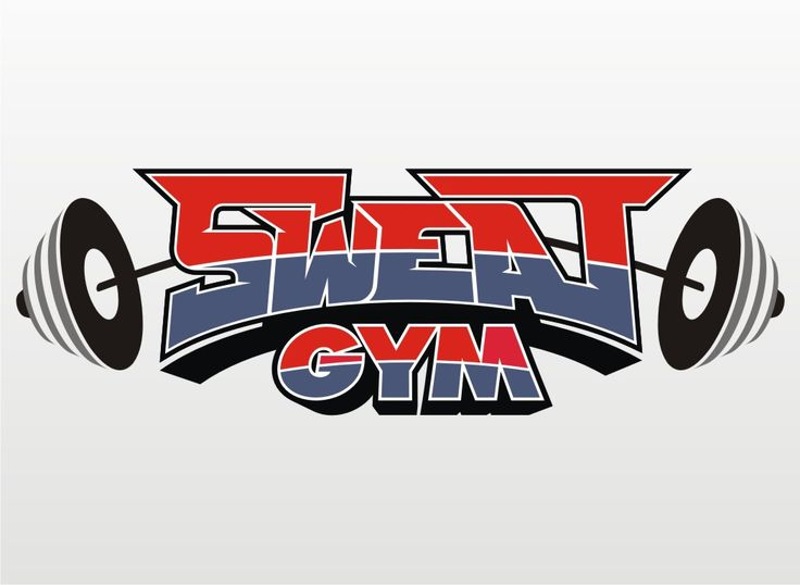 Logo para gimnasio mi lettering dise o de letras for Gimnasio 9 y 57