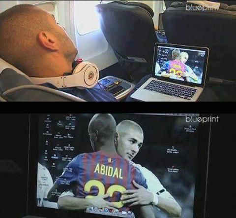 All my respect to Karim Benzema