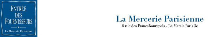 La Mercerie Parisienne - l'entrée des fournisseurs - La Mercerie Parisienne