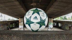 adidas revela el Balón Oficial de Partido para la Fase de Grupos de la UEFA Champions League 2016/17