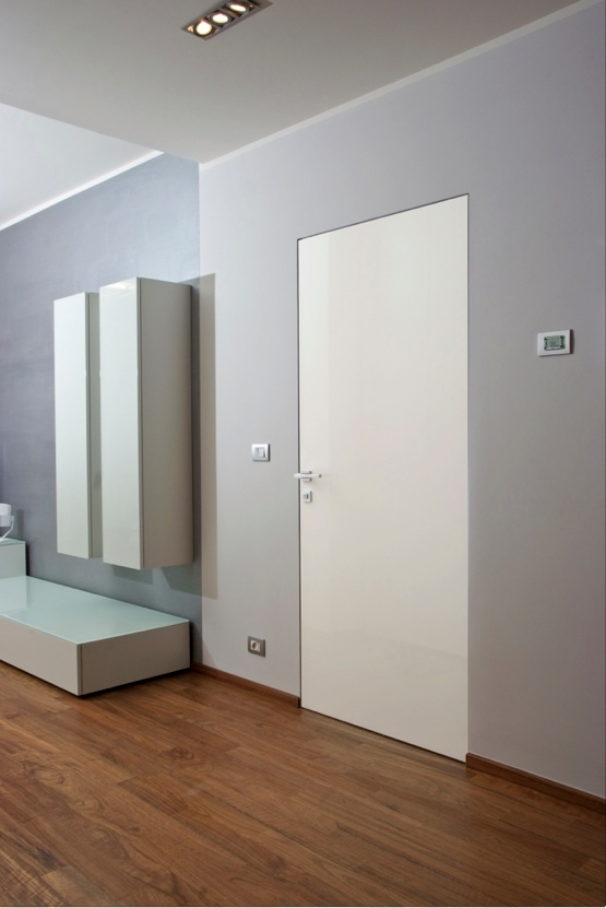 Invisible door. S-Nziale by Flessya