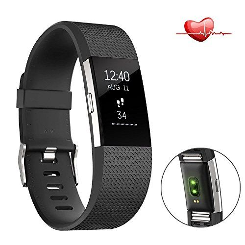 Betheaces Smart Bracelet, Fitness Tracker, Heart Rate Blood Pressure Monitor, Bluetooth Smart Watch with Stopwatch Weather Forecast Sleep Monitor Pedometer Wristband Calorie Counter Call/SMS/QQ/Wechat/Sedentary/ Alarm clock Reminder