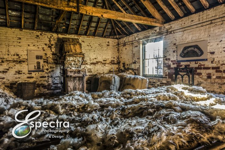 The Shearing Sheds - Clarendon House, Tasmania