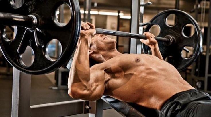 Build Up Your Chest Workout....gotta get swol!