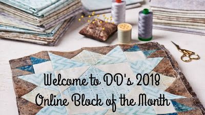 Darvanalee Designs Studio : Welcome to DD's FREE Online Block of the Month