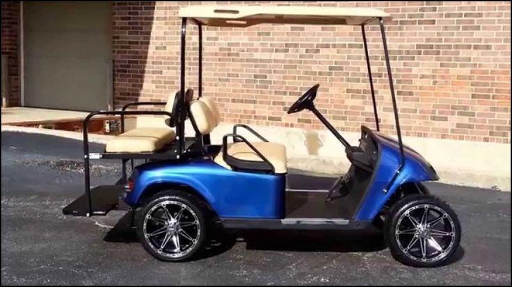 Ezgo Golf Cart Tires and Wheels