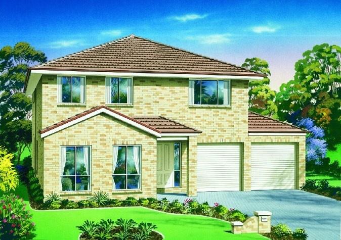 Masterton home designs fernleigh traditional rhs facade for Masterton home designs