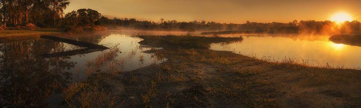 Sunrise on Chevallum