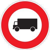 RSS044 - B8 - Accès interdit aux véhicules affectés au transport de marchandises