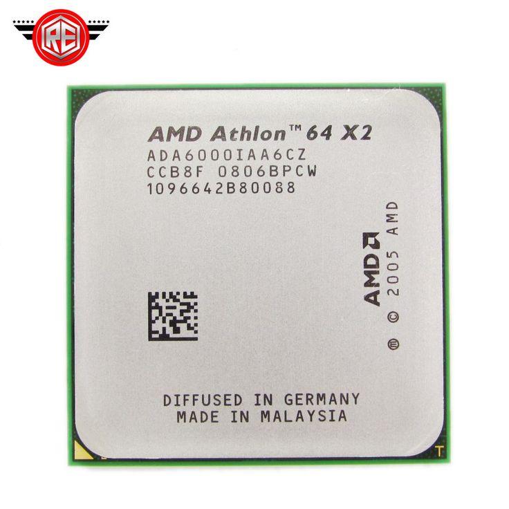 AMD Athlon 64 X2 6000+ processor 3.0GHz Socket AM2 2mb cache Dual-Core