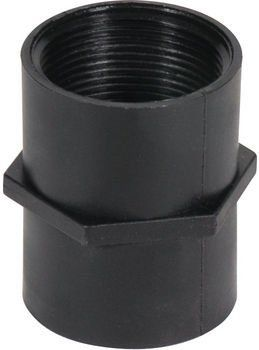 """Female Thread Pipe Coupling from AquaScape 3/4"""" - 99176 by Aquascape. $3.18. Available Sizes: 1/2"""" - 99174 1/2"""" x 3/8"""" - 99175 3/4"""" - 99176 1"""""""" - 99177 1 1/4"""" - 99178 1 1/2"""" - 99179 3/4"""" - 99176"""
