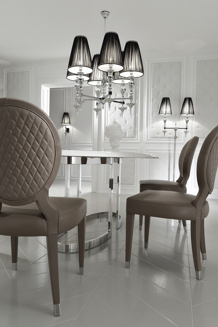 Discover The High End Designer Italian Leather Dining Chair Is A Modern  Design Manufactured To The Part 69