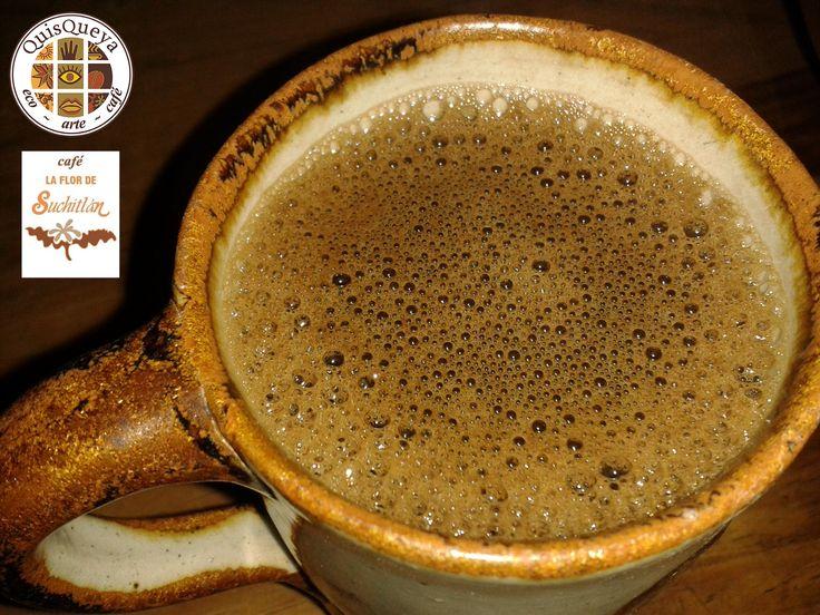 Beber café con moderación, dos o tres tazas por día, produce efectos positivos. Se pueden pensar más claramente y trabajar mejor. Las ideas fluyen mejor más fácilmente y se puede sentir menos cansancio. ¿Qué tal un café? ¡Por supuesto, La FLOR de Suchitlán! Este jueves, viernes y sábado a partir de las 9pm en QuisQueya eco-arte-café pueden dejar fluir las ideas y descansar. ¡Nos encanta!