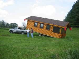 17 Best Images About Little Houses Cabins Campers On
