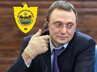 Suleyman Kerimov - Owner of Anzhi Makhachkala