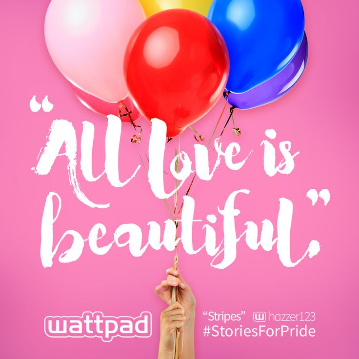 Repin this quote and spread the love. #pride #lgbtq #wattpad #qotd