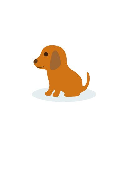 Dog Vector Image #kids #vectorimage #baby #character #dog http://www.vectorvice.com/kids-baby-vector