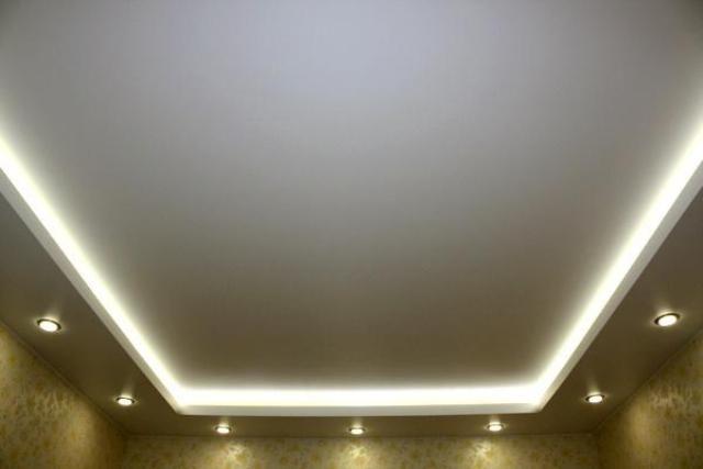 Натяжной потолок и его преимущество, какой потолок выбрать, как натянуть потолок