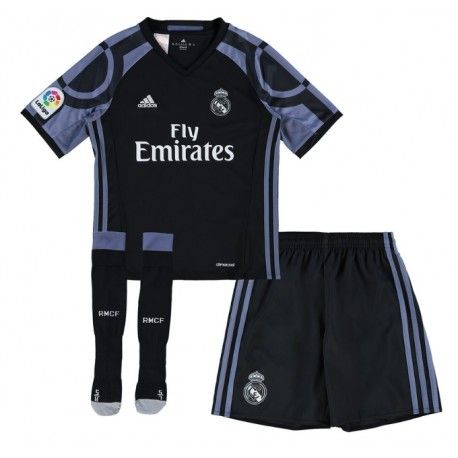 Camisetas del Real Madrid para Niños Third 2016 2017