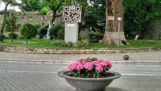 Γιάννενα: Λουλούδια στην Πλατεία Μαβίλη από το Τμήμα Πρασίνου του Δήμου Ιωαννιτών