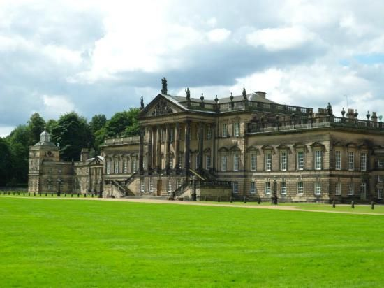 Wentworth Woodhouse Stately Home