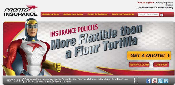 pronto insurance payment login