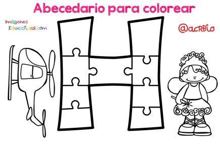 Abecedario para colorear (8)