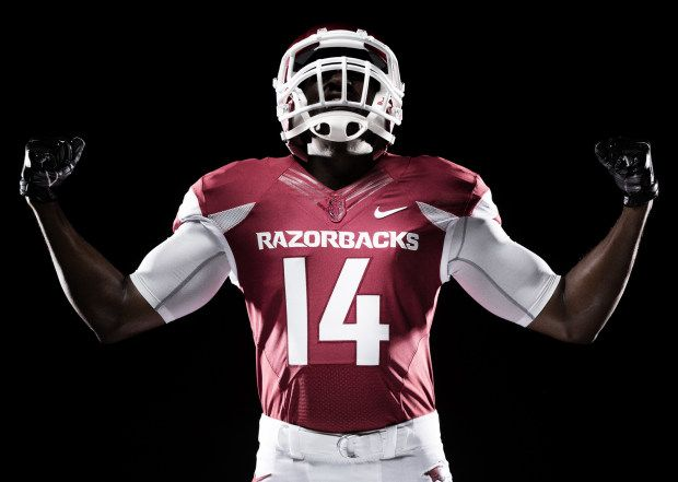 Power ranking 17 new college football uniforms for 2014