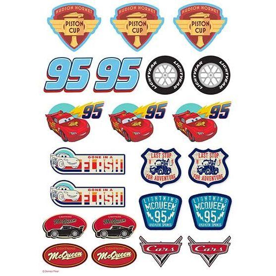 Disney Cars Edible Icons