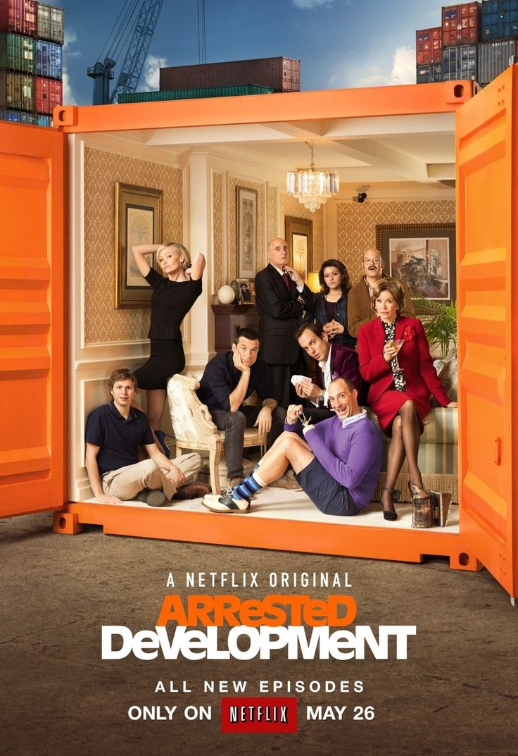 Everything You Need To Know About Arrested Development In 30 Gifs