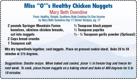 Springer Mountain Farms | Dailey & Vincent Recipes
