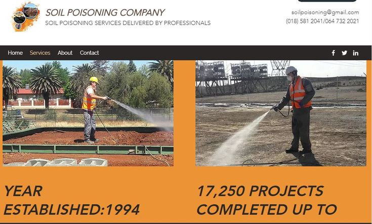 Cornubia Soil Poisoning Company - 064 732 2021 - Soil Poisoning.   Please check out our Soil Poisoning Website: https://soilpoisoning1.wixsite.com/website   For any inquiries, questions or commendations, please call: 064 732 2021,Send an e-mail to soilpoisoning@gmail.com or fill out the form on our Website.
