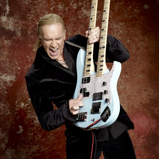Billy Sheehan   This guy is an awesome bass player