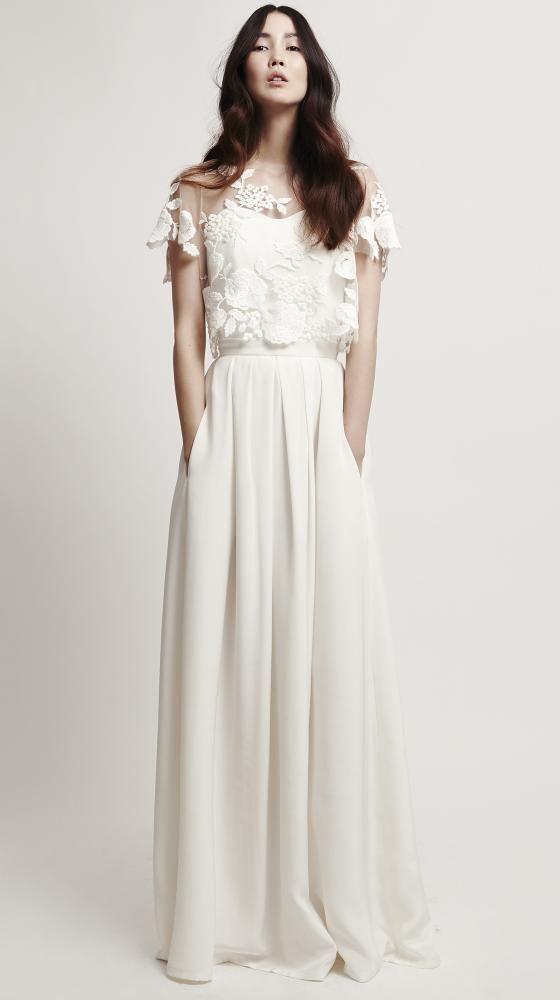 Kaviar Gauche | Robes de mariée, robes de mariée, Designer Berlin