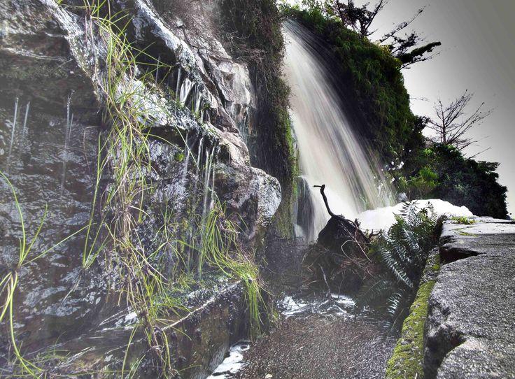 Kalk Bay Waterfall