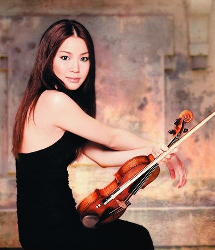 Japanese Violinist Mayuko Kamio Http Www Youtube Com