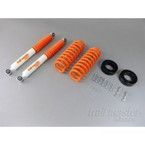 New Suzuki Grand Vitara 50mm Trail Master lift kit (2005 on)