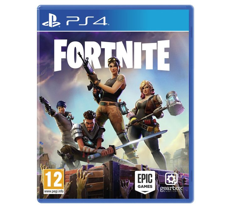 Buy Fortnite PS4 Game at Argos.co.uk - Your Online Shop for PS4 games, PS4, Video games and consoles, Technology.