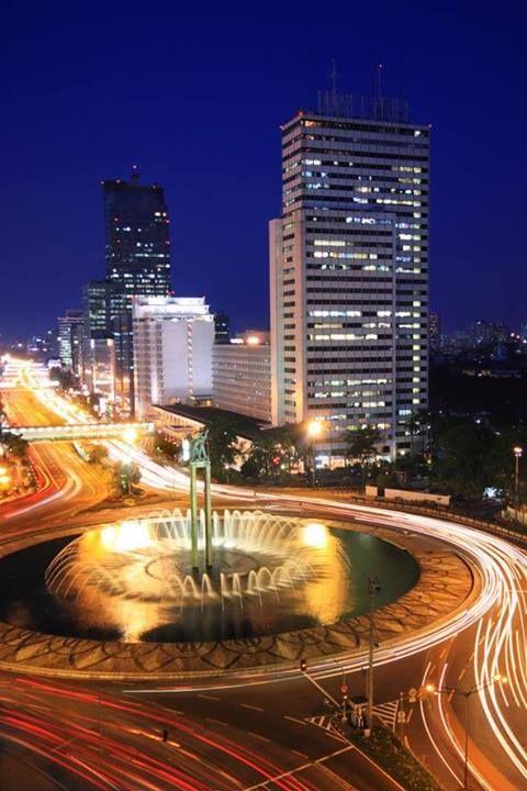 Big city life - Jakarta, Indonesia