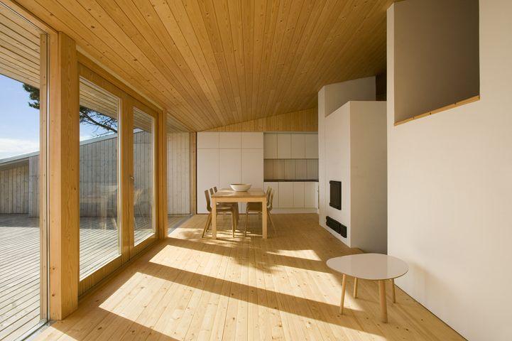 Huttunen Lipasti Pakkanen Arkkitehdit/Architects - Villa Mecklin