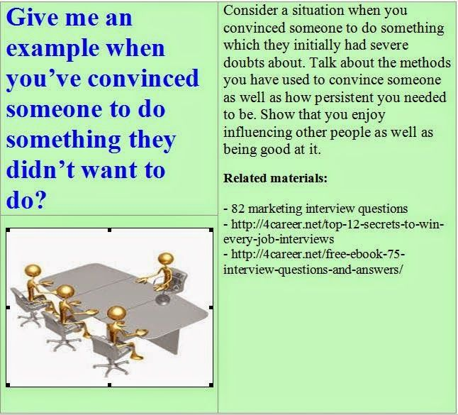 20 best Mba marketing interview questions images on Pinterest - marketing interview questions