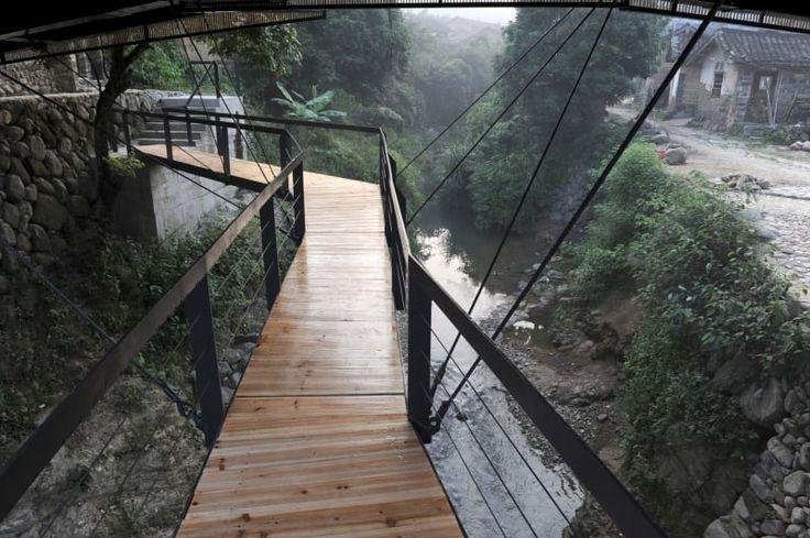 Li Xiaodong Atelier · Bridge School