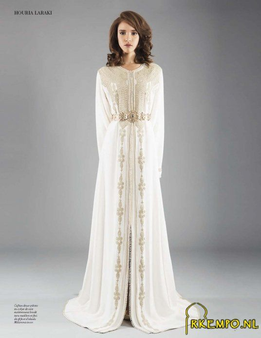 Morrocan white elegancy