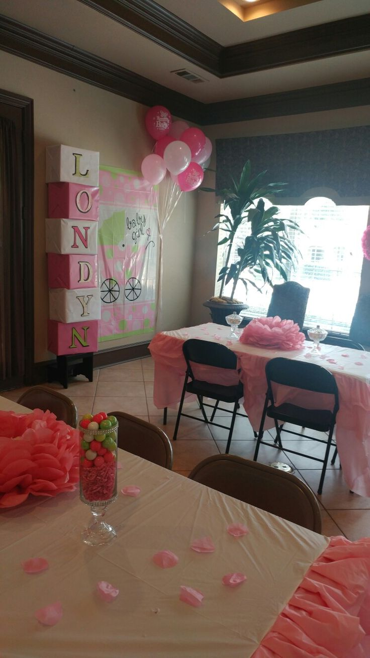 Dollar Tree Baby Shower Decorations